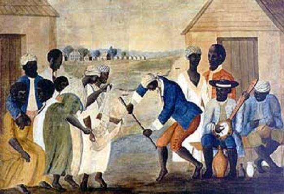Slavery Painting