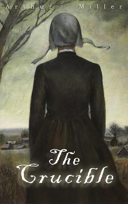 Crucible Book Cover